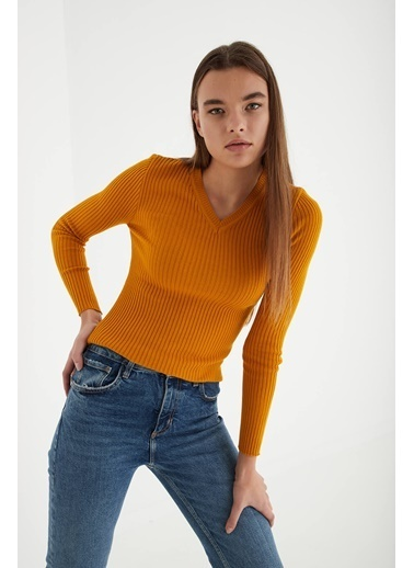 Modaset Kazak Sarı